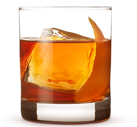 Mount Gay Old Fashioned