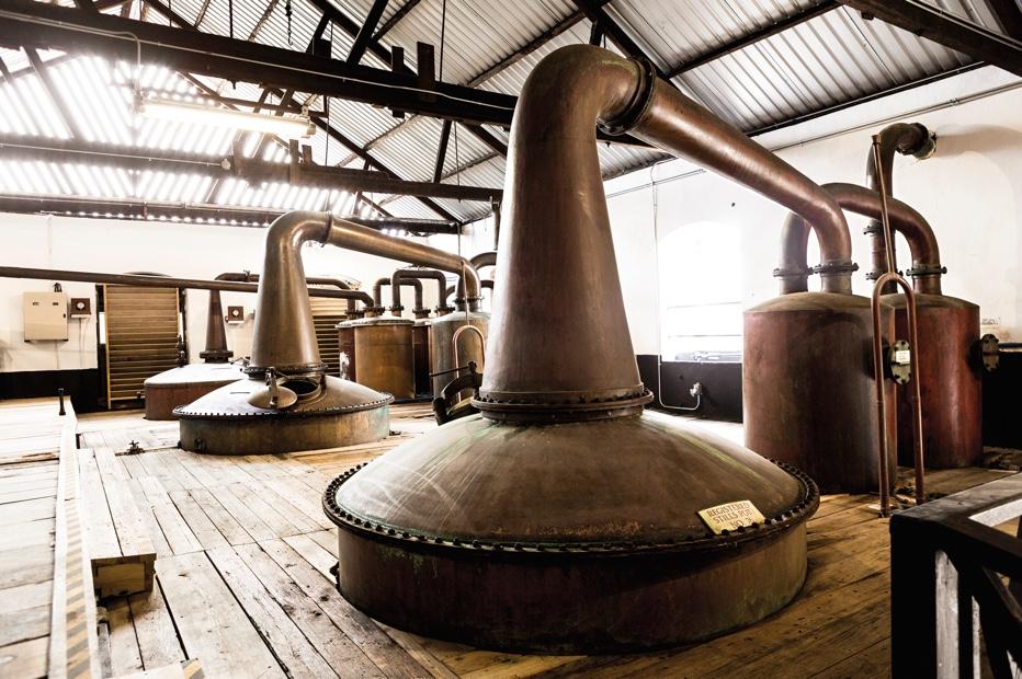 rum-making